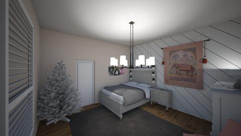 Dream room - Bedroom  - by peepoopeepoo1