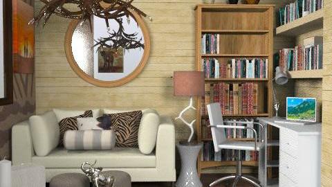 safari  - Modern - Office  - by dominicjames