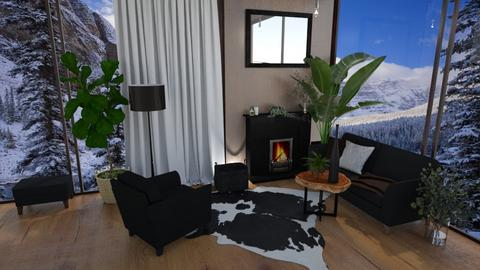 3 - Living room  - by elianowa