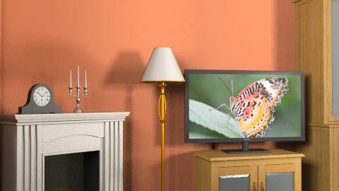 Robert - Retro - Living room  - by roberto_terlizzi