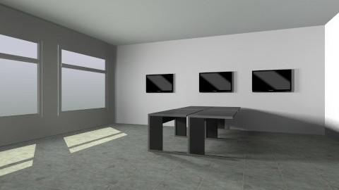 BC_AMS_MAINROOM - Minimal - Office  - by Rutger Tuit
