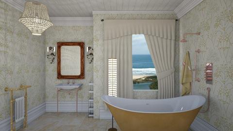 Luxury Freestanding Batht - Bathroom  - by Tupiniquim