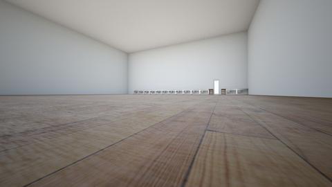 20x20 underground room - by jerebakotic