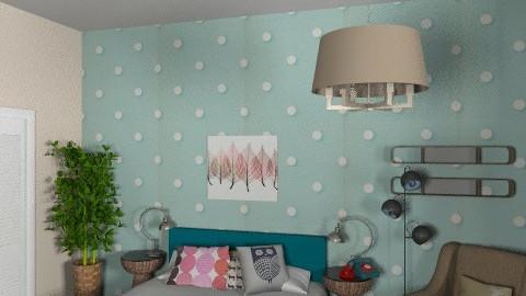 vintage - Vintage - Bedroom  - by Rainbowchick