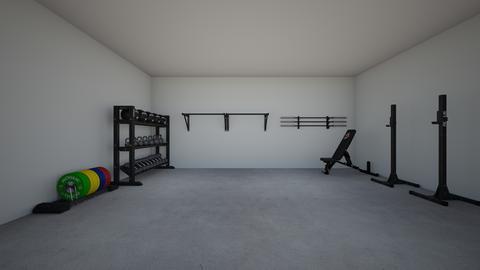 kame house garage gym - by rogue_4cbd6b1011fc35091c568d0fbb126