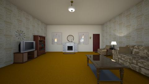 Family Living Room - Living room  - by WestVirginiaRebel