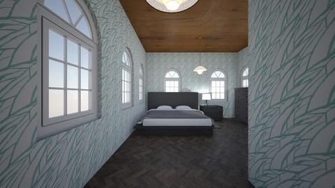 bedroom - by karlkryth4