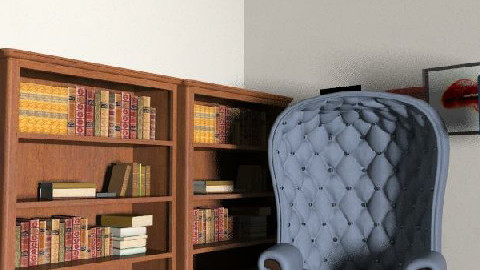 homeoffice_grandmother - Country - Office  - by loren_