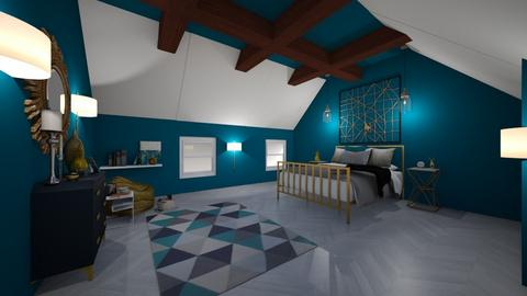 Barn Conversion Bedroom  - Bedroom  - by tgriff06