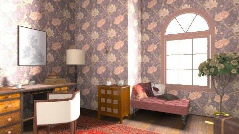 Colins room - Vintage - by Milo_leanne
