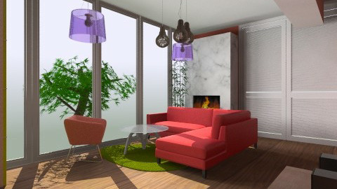 quiet place - Modern - Dining room - by klesta seseri