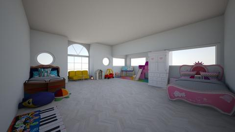 kids textures - Kids room  - by Brinley White