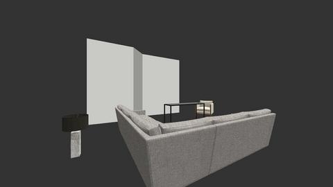 Sikes Family Rm 2 - Living room  - by shunter1971