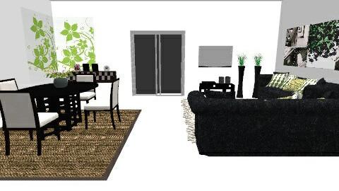 salas - Living room - by silmara2012