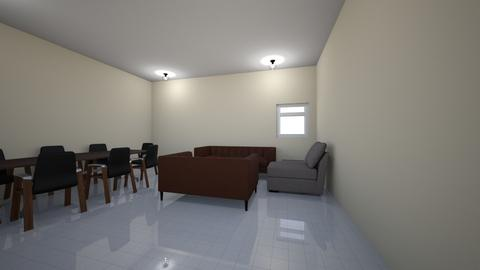 LANTAI 2 RUANG 6 - Modern - Office  - by Daelana