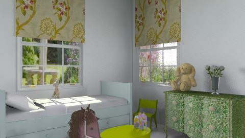 baby - Classic - Bedroom  - by fried