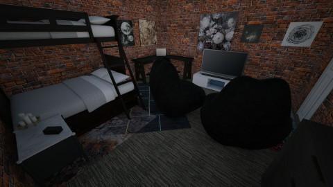 Darths room - by chucklo7