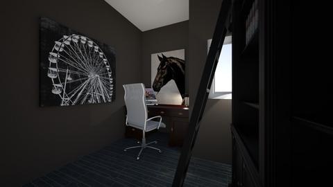 Home Office v1 - Minimal - Office  - by Iain Aquilina