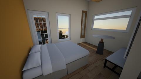 eman bedroom4 - Modern - Bedroom  - by Alwel