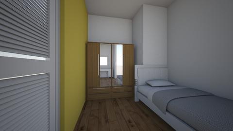 PiezaLara - Minimal - Bedroom  - by Larasa6