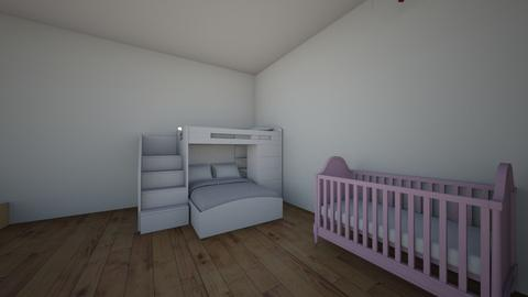 rena3 - Classic - Kids room  - by renatasq