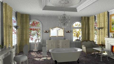 Sanctuary - Classic - Bathroom  - by chloedaniella