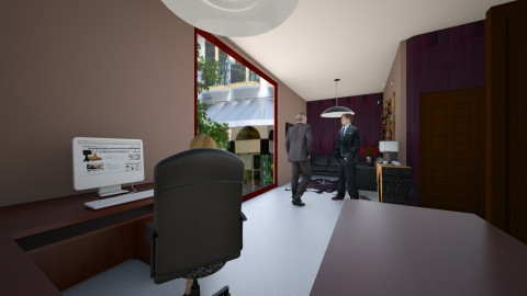 office - by whomismanel