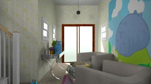 Sarah Rooms - Minimal - by Sarah Bussing