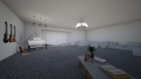 Lounge - Living room  - by logz mcw