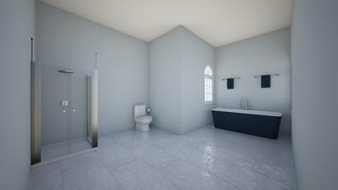 Bathroom Dream - Minimal - Bathroom  - by toriwatters
