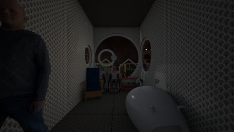 the look - Kids room  - by keggo