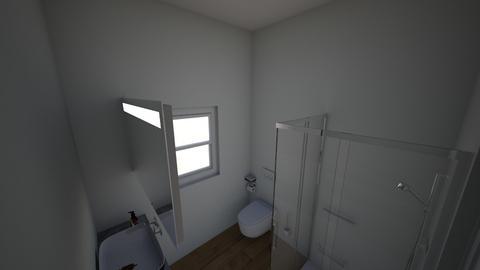 cuarto ale - Bedroom  - by alessandro9