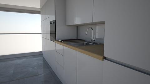 demo - Kitchen  - by Jose Mota