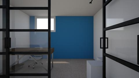 Basement New Draft 1 - Living room  - by apotter3