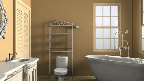 Dream Mst Bathroom - Vintage - Bathroom  - by DesignerLaundry