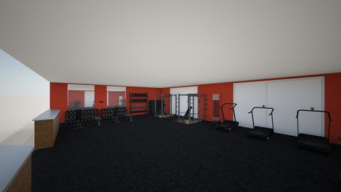 Z Sports 1 Gym - by rogue_cef0f27a7a176489a8241dce2a58b