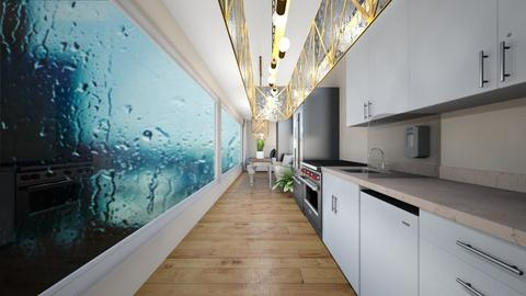 Container home - Country - Living room  - by Agamanta