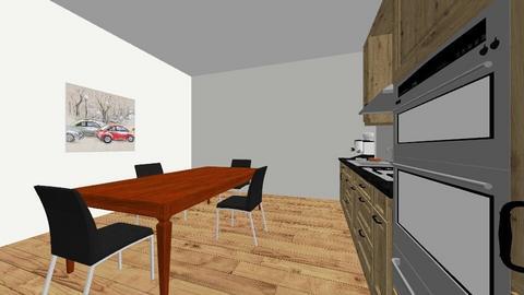 Kitchen 1 - Kitchen - by Amiya9780