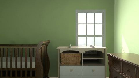 Ben - Vintage - Kids room  - by s15199d