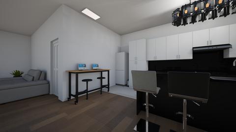 Kitchen_office  - by saratevdoska
