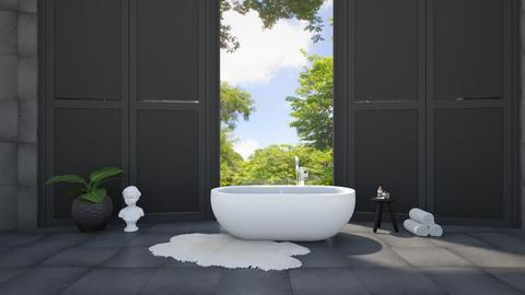 r e l a x   b a t h  - Classic - Bathroom  - by Marlisa Jansen