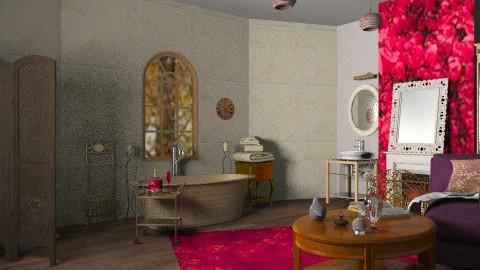 The Powder Room 2 - Eclectic - Bathroom  - by mrschicken