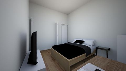 Bedroom Updated - Bedroom  - by emunley2