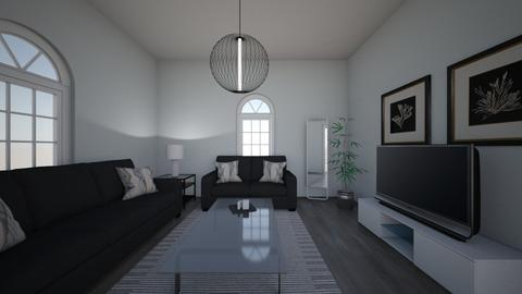 Condo living room - Living room  - by 21amoorer