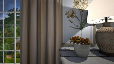 Textures II - Bedroom  - by PomBom