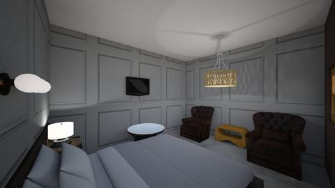 TRY2 - Modern - Bedroom  - by mhusniw
