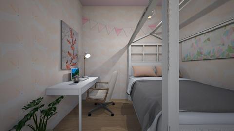Kids bedroom - Bedroom  - by Arunicreative