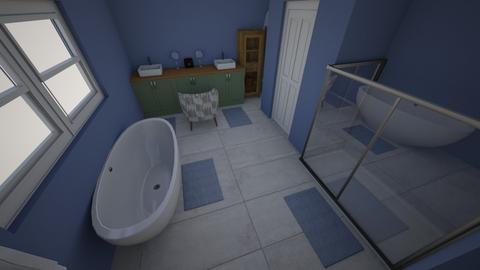Beautiful Bathroom - Bathroom  - by EZdonuts