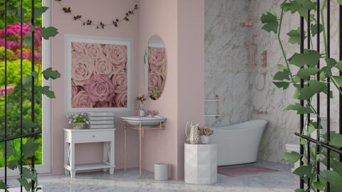 ROSE - Bathroom  - by gumball13