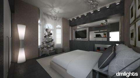 My first dmlights design - Bedroom - by DMLights-user-1528115
